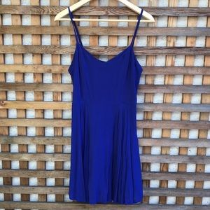 Talula Lipinsky Dress Blue 10